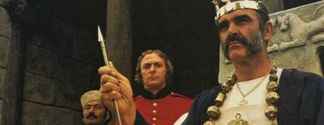 El Hombre que pudo Reinar (1975)