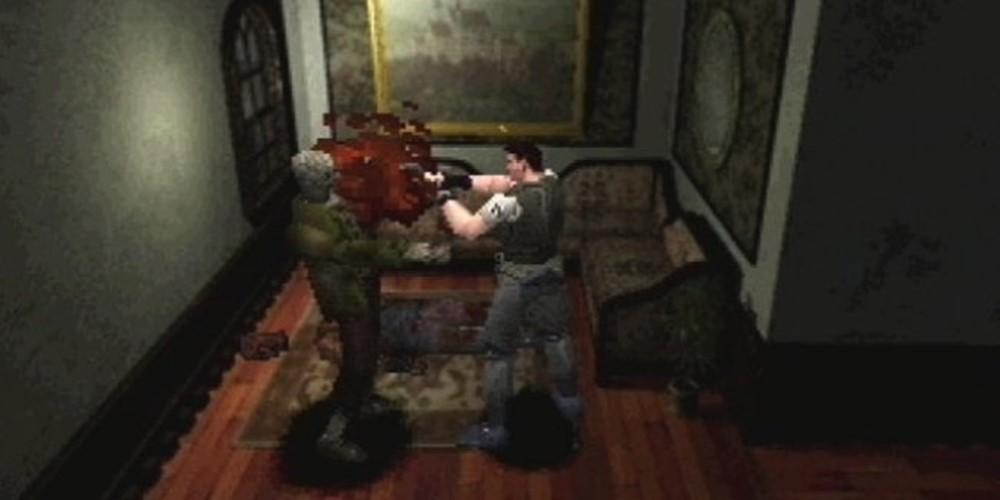 Resident Evil (1996) - La Sala Oscura